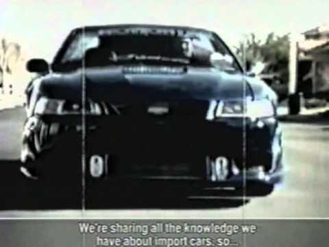 Team Prototype TV on Latin Nation (2006)