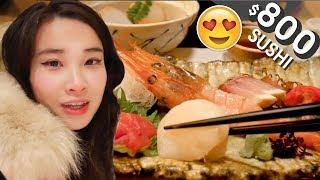 6 COURSE JAPANESE KAISEKI DINNER AT SAPPORO RYOKAN | MUKANG JAPAN VLOG