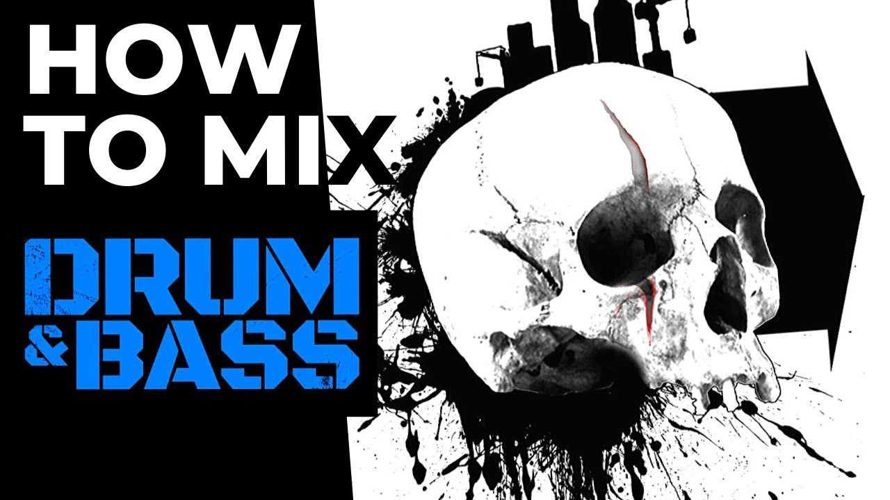 How to Mix Drum and Bass