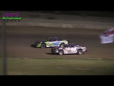 IMCA Stock Car A Feature RPM Speedway 8-27-16