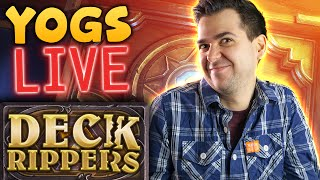 LEWIS VS CHAT! - Deck Ripper - 15th September 2016