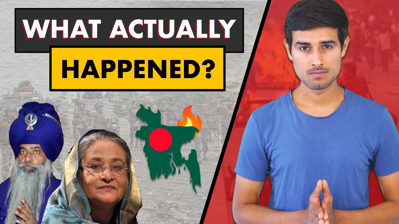 Download Bangladesh Durga Puja and Singhu Border Case  Dhruv Rathee