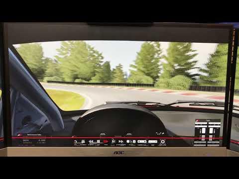 Sim Racing – Racer on Rails