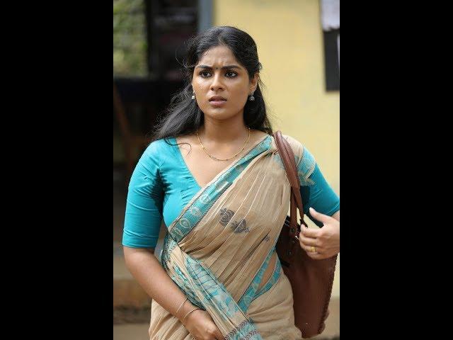 Samyuktha menon Malayalam actress cute face