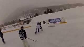 BHL Hockey - Pondhockey Schweizermeisterschaften Silvaplana 2014