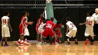 Small Fry Basketball 2014 International Playoffs Tournament - ROBERT TAYLOR  vs  HOMEWOO