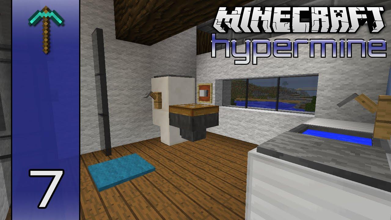 Minecraft Hypermine (Vanilla SMP) | How To Design A ...