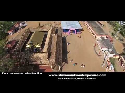 pattazhi devi temple  areal videography