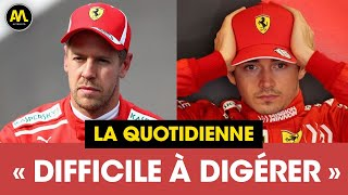 Leclerc ne digère pas la décision de Ferrari, la VW I.D. Roomzz - La Quotidienne #1