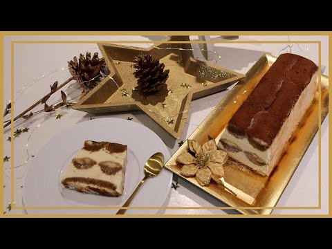 tuto-recette-dessert-de-noËl-tiramisu-glacÉ-|-simple-rapide-et-pas-cher-🎄