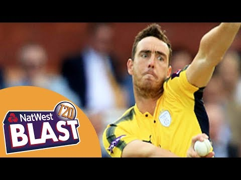 South Africans Steal The Show At Lord's - Middlesex v Hampshire NatWest T20 Blast 2017
