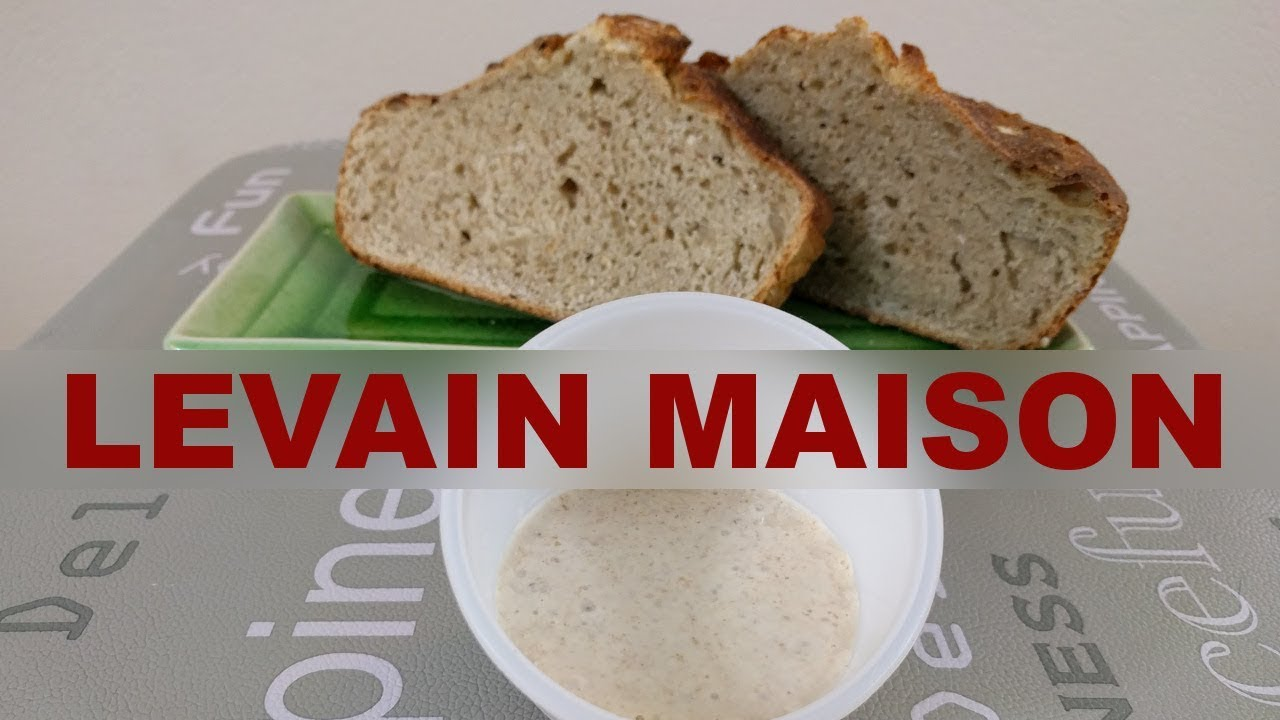 Faire son levain maison le tutoriel pour se lancer youtube - Faire son saucisson sec maison ...