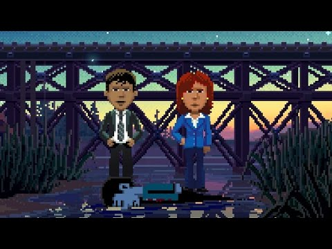Thimbleweed Park™ Youtube Video