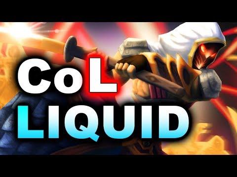 LIQUID vs CompLexity - 2x BEYOND GODLIKE! - EPICENTER XL MAJOR DOTA 2