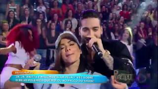 Baixar Anitta feat. Maluma - Sim ou Não (Ao vivo)   Hora do Faro   HD