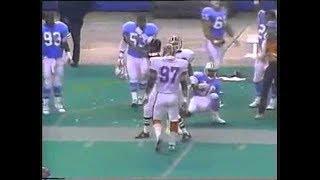 1989 week 3 Buffalo Bills @ Houston Oilers
