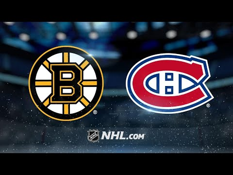 Bruins beat Habs to extend point streak to 16 games