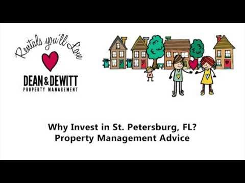 Why Invest In St Petersburg Fl Property Management Advice