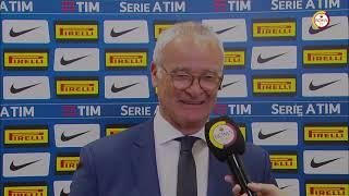 Download Video INTER-ROMA 1-1 | Il commento di Claudio Ranieri MP3 3GP MP4