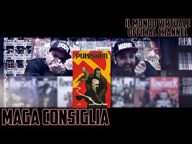 PUNISHER SOVIET: GARTH ENNIS E' TORNATO!