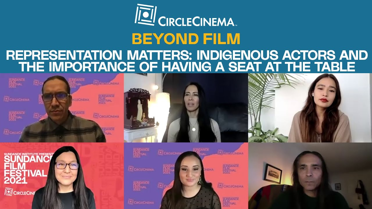 Download Beyond Film - Representation Matters: Indigenous Actors and the Importance of a Seat at the Table