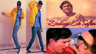Video Zindagi Ek Safar Hai Suhana II Remix II Kishore Kumar II Fan Made Dance Video  - Andaz [1971] download MP3, 3GP, MP4, WEBM, AVI, FLV Januari 2018