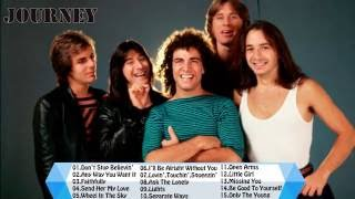 33 Best Songs Of Journey Full Album HD  Journey