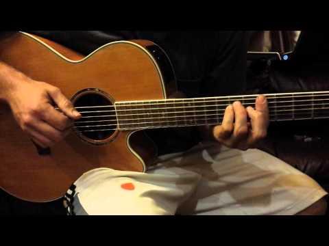 Zedd - Stay The Night - Basic Acoustic Chords