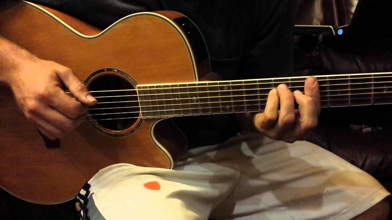 Zedd Stay The Night Basic Acoustic Chords Youtube