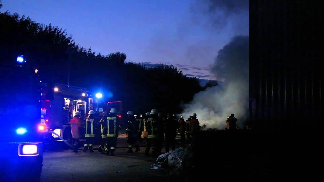 gross brand in altenberge bei fliesen jasken 15.7.2014 - YouTube