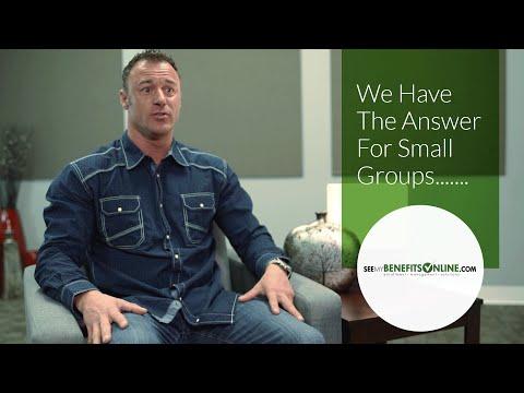 Seemybenefitsonline.com - Small Group Enrollment Solutions