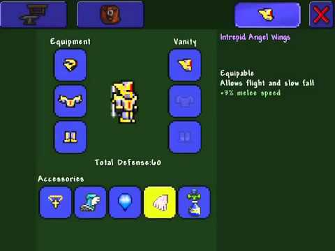 how to make a armor stand in terraria ios