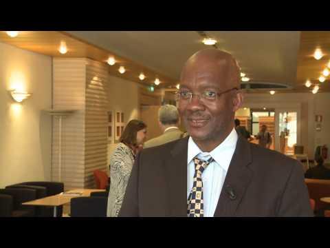 FAO Award Winner Monde Mayekiso (CCAMLR)