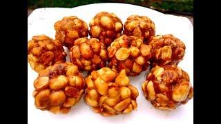 Peanut Ladoo || Palli Laddu Recipe