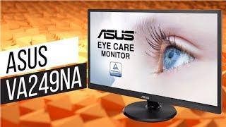 ASUS VA249NA отличный монитор с функцией GamePlus