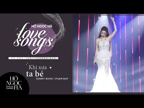 Bang Bang - Hồ Ngọc Hà | Love Songs - Cả Một Trời Thương Nhớ