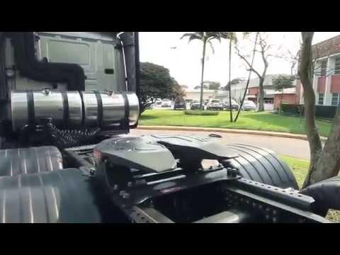 Scania 8x2 – Um caminhão para dominar as estradas