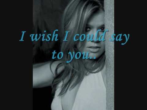 Save You by Kelly Clarkson with On Screen Lyrics
