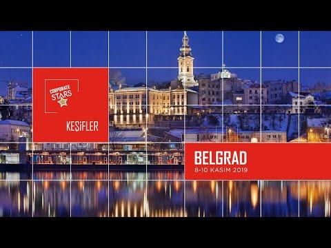 Corporate Stars Keşifler - Belgrad