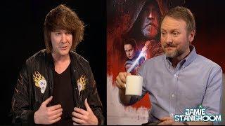 Rian Johnson on handing Star Wars back to JJ Abrams (The Last Jedi/SPOILER FREE)