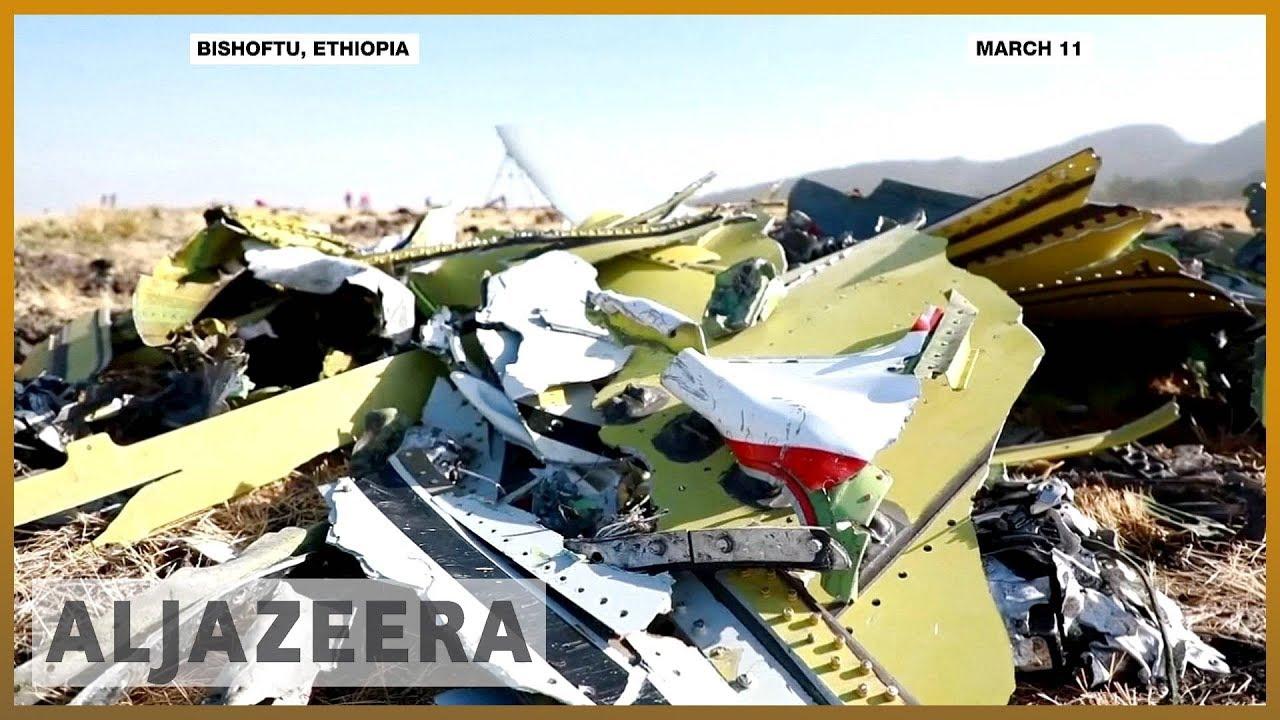 ?? Ethiopia crash: 'Justice for all victims requires US court trial' | Al Jazeera English