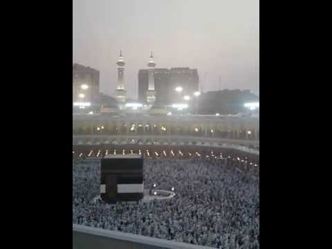 SANA BILLI 2 ( MAKKA SHARIF MAGRIB AZAN ) Travel Video