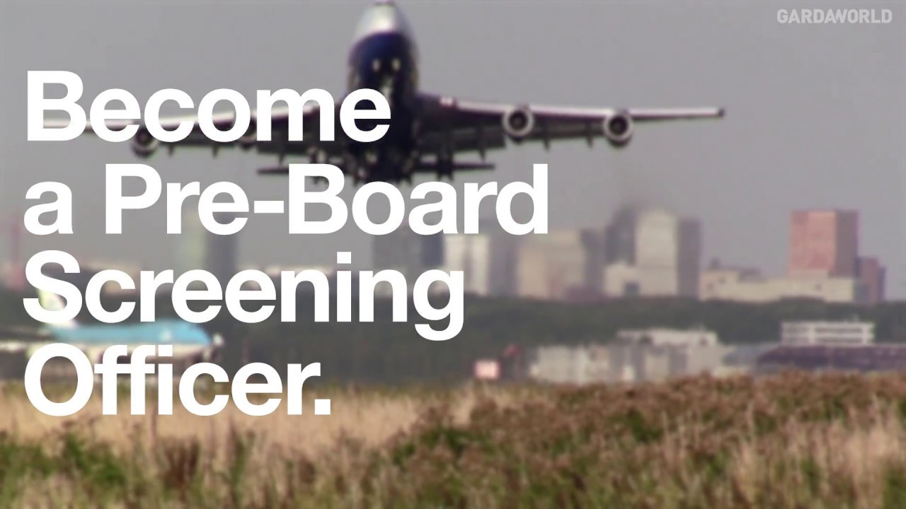 take flight become screening officer in gardaworld aviation become screening officer in gardaworld aviation services