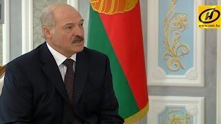 Александр Лукашенко встретился с главой WorldSkills International Саймоном Бартли(В этом движении – 75 стран. Германия и Канада, Китай и США. С 2014 года к организации присоединилась и Беларусь...., 2016-05-17T10:28:12.000Z)