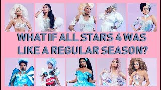 What if All Stars 4 Was Like A Regular Season?