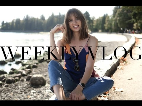 Weekly Vlog | Heading To Vancouver!