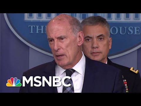 Amid Omarosa Chaos, President Trump Pulls John Brennan's Security Clearance | The 11th Hour | MSNBC