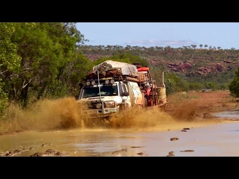 Toughest Terrain from Series 5: Across the Top ► All 4 Adventure TV