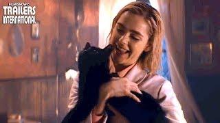 O MUNDO SOMBRIO DE SABRINA | Salem aparece em novo clipe da série Netflix