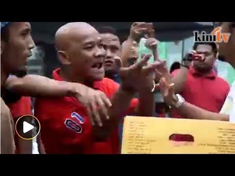 MP Kluang kesal dihalau dari bazar Ramadan
